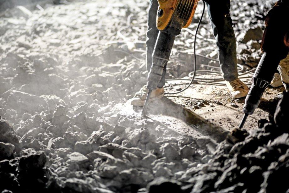 betondarálás a büntetés megelőzéséhez